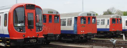 Neasden Depot Upgrade Project DEG Signal Ltd – Railway Signalling Design & Consultancy